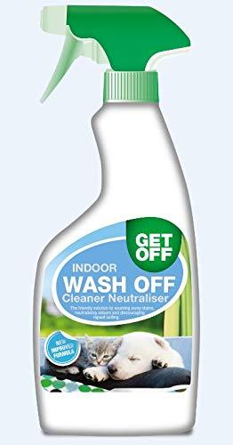 (Wash & GET OFF Spray) Cleaner Neutraliser (500ml)