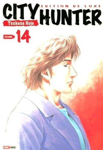 City Hunter - Nicky Larson Edition de luxe Tome 14