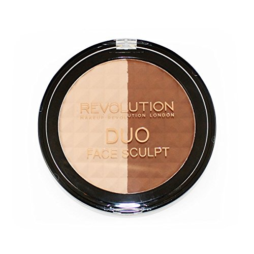 Makeup Revolution London Duo Face Sculpt, 15g