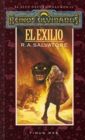 El exilio par R. A. Salvatore