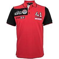 Ayrton Senna Polo-Shirt 41 Victories