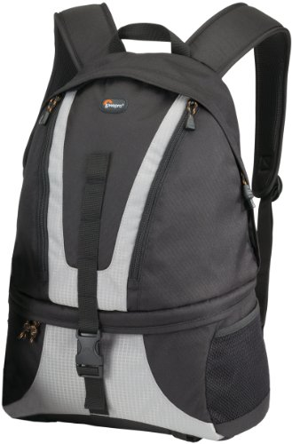 Lowepro Orion Daypack 200, LP36329 (Capacity: compact D-SLR, 2-3 lenses + accessories. Size (int.): - Lowepro Compact