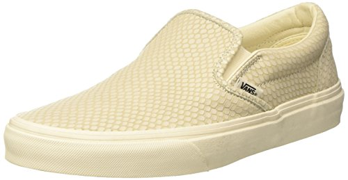 Vans Classic, Chaussons mixte adulte beige - Beige Claro