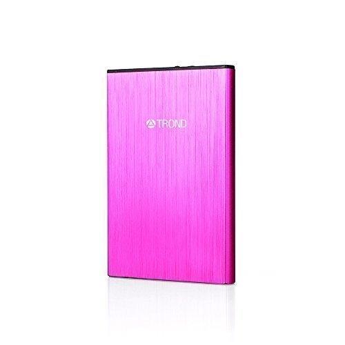 TROND Air 4000mAh Batería externa PowerBank (8mm ultra delgado, salida 2.4A, Cuerpo Unibody de aluminio), para Apple iPhone, Samsung Galaxy y otros teléfonos Android