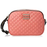Guess Women's Cross-body Handbag QS669112-Pink