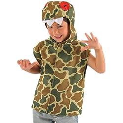 Dinosaur Tabard - Kids Costume - One Size: 4-8 Years (disfraz)