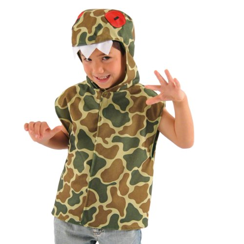 Dinosaur Tabard - Kids Costume - One Size: 4-8 Years (disfraz)