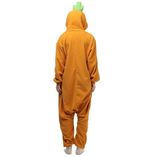 Imagen de casa onesie licorne pijamas kigurumi pijama animal unisexo para adultos con capucha traje de cosplay disfraz para festival de carnaval halloween navidad zanahoria l alternativa