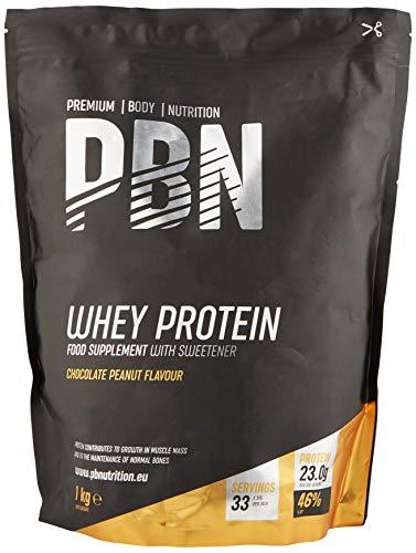 PBN Whey Protein Powder 1kg Peanut Butter