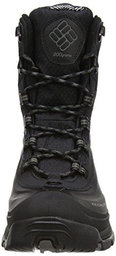 Columbia - Bugaboot Plus Iii Omni-heat, Scarpe da arrampicata Uomo Nero (Black, Charcoal)