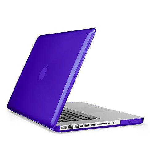 Speck pwz-2704051SmartShell für Apple Macbook Pro 33,8cm-Power Blau/Schwarz _ P Ultraviolet Purple 13