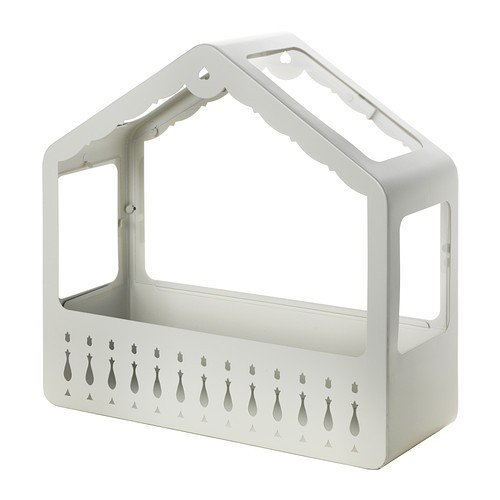 IKEA PS 2014 Gewächshaus, weiß, 46x45 cm
