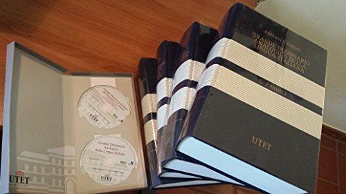 Grande dizionario italiano dei sinonimi e contrari / Grande dizionario analogico della lingua italiana - UTET (con 2 CD-ROM)