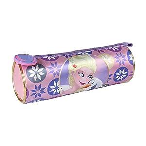 Disney- Frozen Estuches portatodo y portaflautas, Multicolor, 70 cm (ARTESANIA CERDA CD-21-2143)