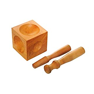 Proops Wooden Doming Block and Punches. (M0031) Free UK Postage