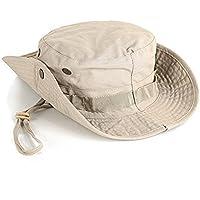 Gespout Chapeau Cowboy Une variété de couleurs Pêche Camping Extérieur Bloquer le soleil Unisexe Camouflage Escalade extérieure