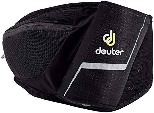 Deuter Pulse 1 Riñonera Interior 43 Centimeters Negro