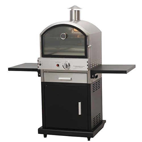 Heavy Duty Gas Pizza BBQ Oven Commercial Kitchen Restaurant Cafe Pub School Chef