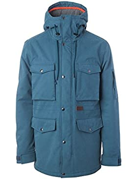 Rip Curl Hombre 4/20Anti Series Chaqueta, hombre, 4/20 ANTI SERIES, indian teaL, extra-large