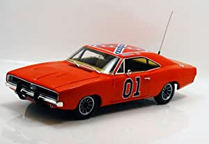 """autoworld 1:18 """"The Dukes of Hazzard"""" 1969 Dodge Charger """"General Lee"""" Autoworld """"Dukes of Hazzard"""" (explosion! Duke) Dodge Charger """"General Lee"""" authentic (japan import)"""