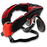 Support pour cou UFO PLAST NSS Neck Support System rouge – noir