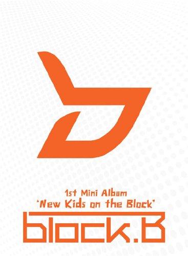 Seven Seasons Block B - New Kids on The Block (1st Mini Album) CD+Photobook