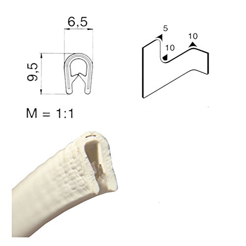3-m-295-euro-m-protezione-per-bordi-1-2-mm-bianco-nastro-grigio-keder-listello-profilo-in-gomma-prof