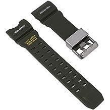 Casio G-Shock ricambio Band Verde Scuro per GWG-1000–1A310504378
