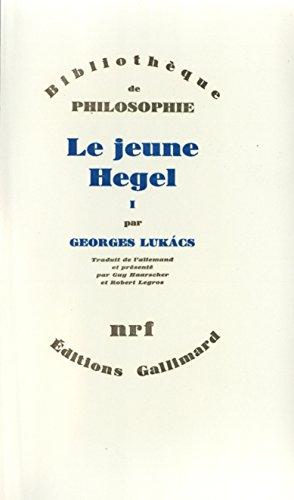 Le Jeune Hegel, tome 1