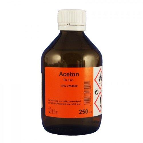 Aceton Lösungsmittel (Aceton Ph. Eur. 250 ml)