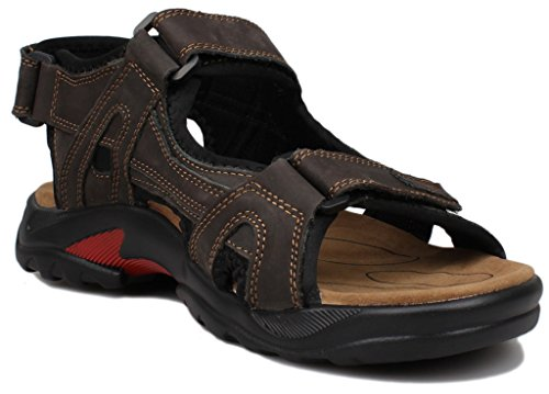 Fangsto  Athletic Sandals,  Herren Knöchel-Riemchen Braun