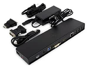 Dell SuperSpeed D3000 USB 3.0 Docking Station