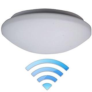 Sensor Deckenleuchte Decken Lampe Leuchte mit Bewegungsmelder Radar 360°