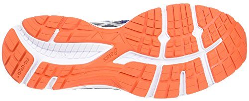 ASIC Women Gel Chart 3 dunkelblau/silber/orange