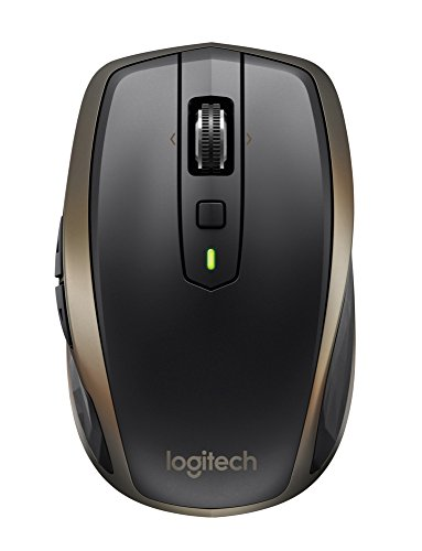 Foto Logitech MX Anywhere 2 Mouse Wireless per Windows e Mac con...