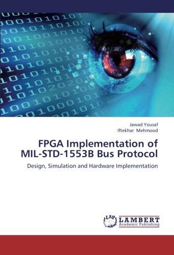 FPGA Implementation of MIL-STD-1553B Bus Protocol: Design, Simulation and Hardware Implementation - Std Hardware