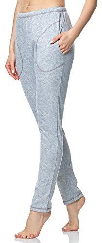 Merry Style Damen Schlafanzugshose MPP-002 Melange-2