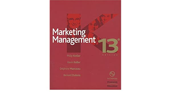 marketing management philip kotler et bernard dubois pdf