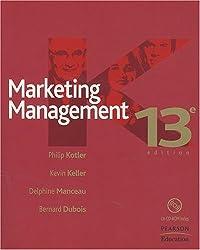 Marketing Management (1Cédérom)
