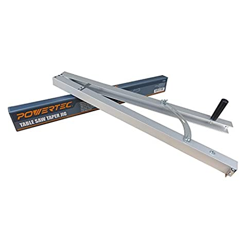 POWERTEC 71035 Table Saw Taper