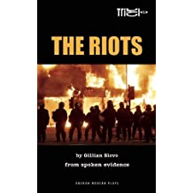 The Riots (Oberon Modern Plays) by Gillian Slovo (2012-08-28)