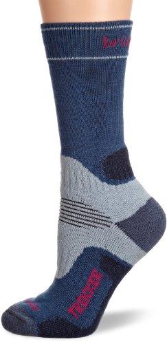 Bridgedale Woolfusion - Calza tecnica da donna - Blu/Azzurro cielo