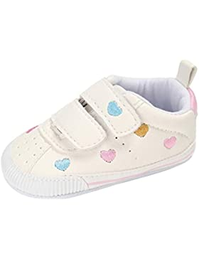 Igemy 1 Paar Kleinkind Mädchen Jungen Crib Star Neugeborene Soft Sole Anti-Rutsch Baby Schuhe Sneakers