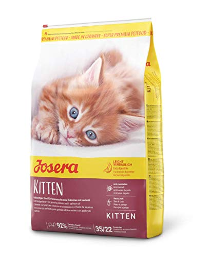 Josera Kitten, 1er Pack (1 x 10 - Josera Josicat Katzenfutter