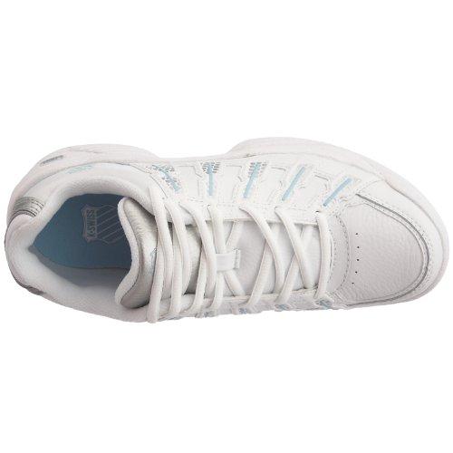 femme tennis TR Temion Chaussures K Swiss 263 Blanc SW pqZIWtS