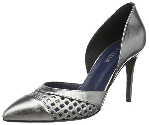 Pollini Pollini Shoes, Escarpins femme Grau (Grey 906)