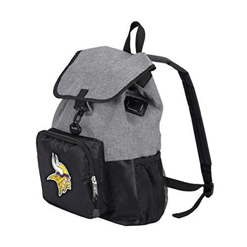 The Northwest Company Offiziell Lizenziertes NFL, NFL Minnesota Vikings Capitol Backpack, 18