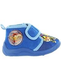 Moana Pua weiche Hausschuhe - Disney Offizielle - Indoor Schuhe für Kinder - UK Größe, 13-1, EU-Größe; 32-33