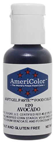 Fondantfarben AmeriColor SoftGel AVOCADO 19ml -