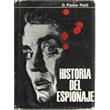 HISTORIA DEL ESPIONAJE.